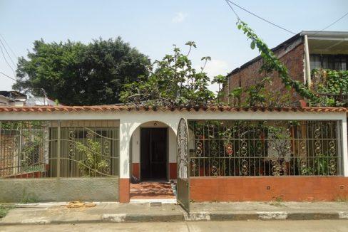 casa de una planta alferez real