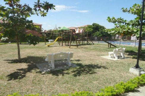 zona social verde alfaguara