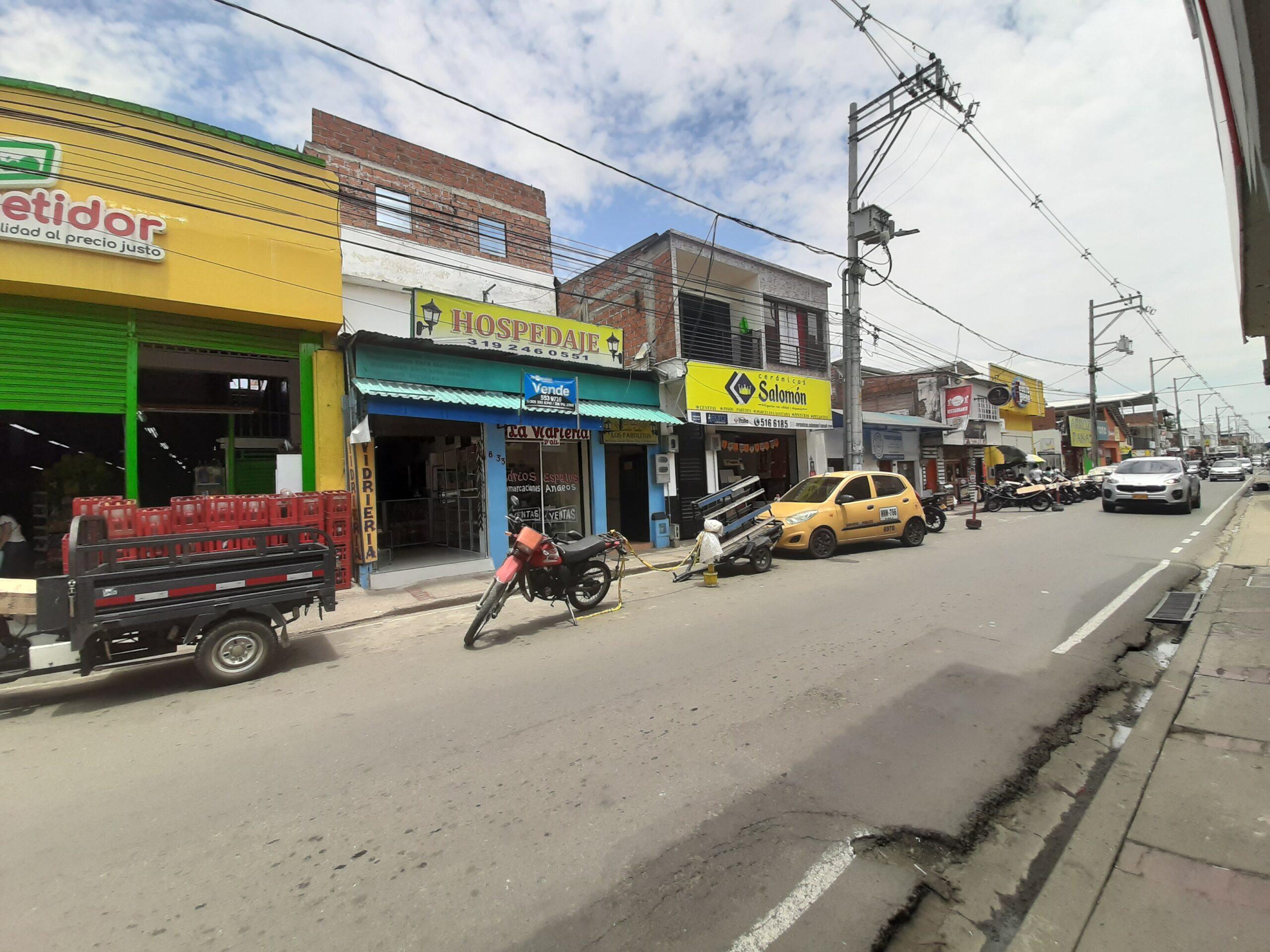 Propiedad comercial en venta ubicacion estrategica en Jamudi