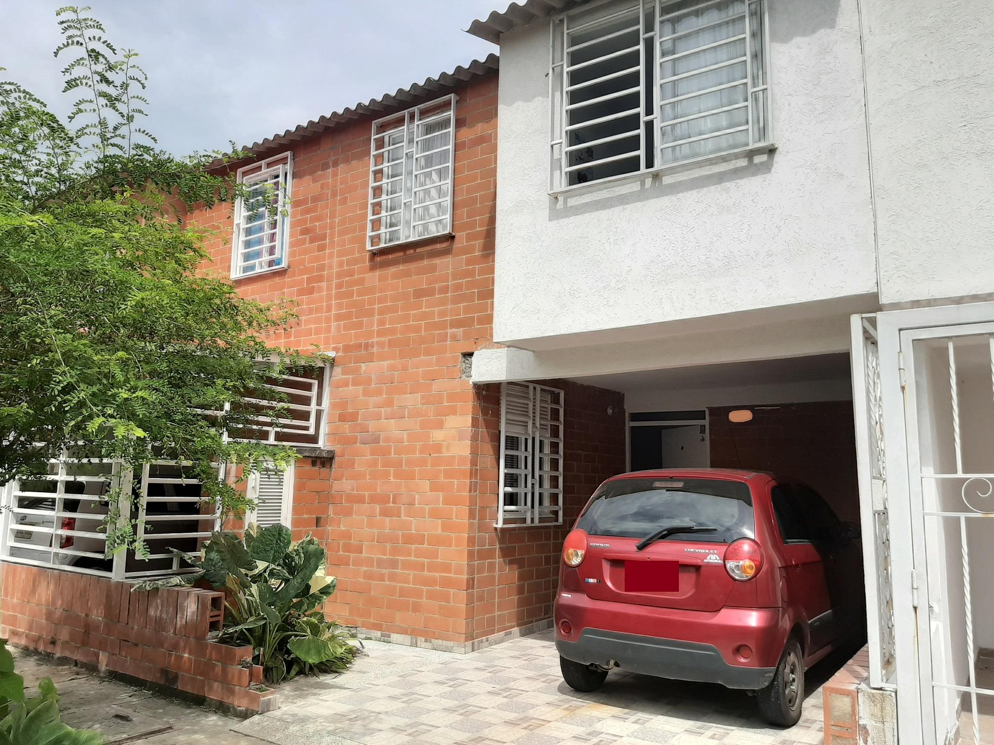 Casa en venta en Alborada sector  de alfaguara jamundi